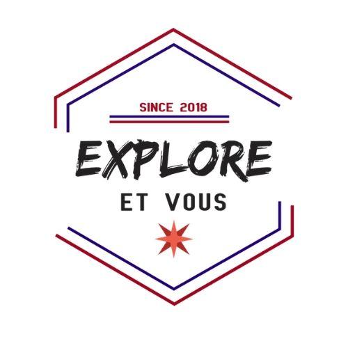 Logo Explore et Vous